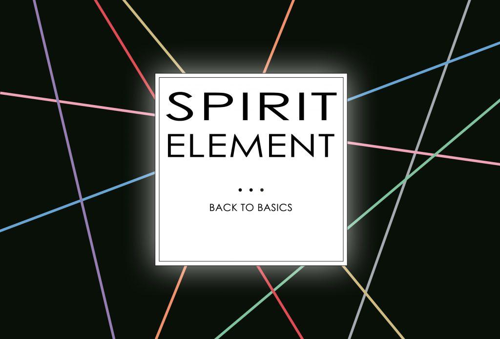 Soins capillaires SPIRIT ELEMENT: Back to basics